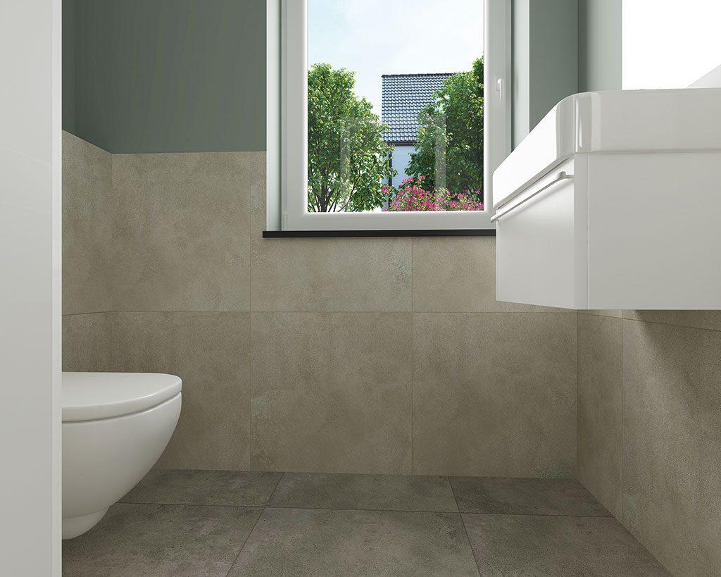 Innenaufnahme EH 125 WC