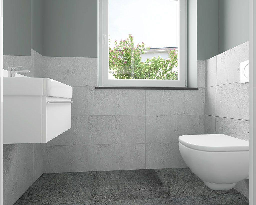 Innanaufnahme DH 110 WC