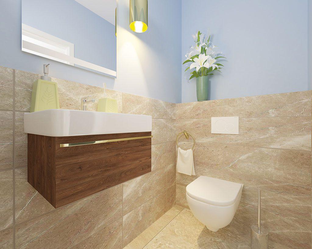 Innenaufnahme BL 115 WC
