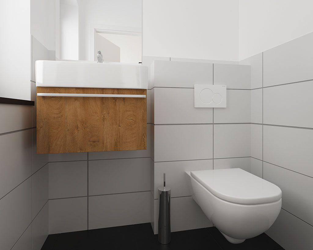 Innenaufnahme BL 80 WC