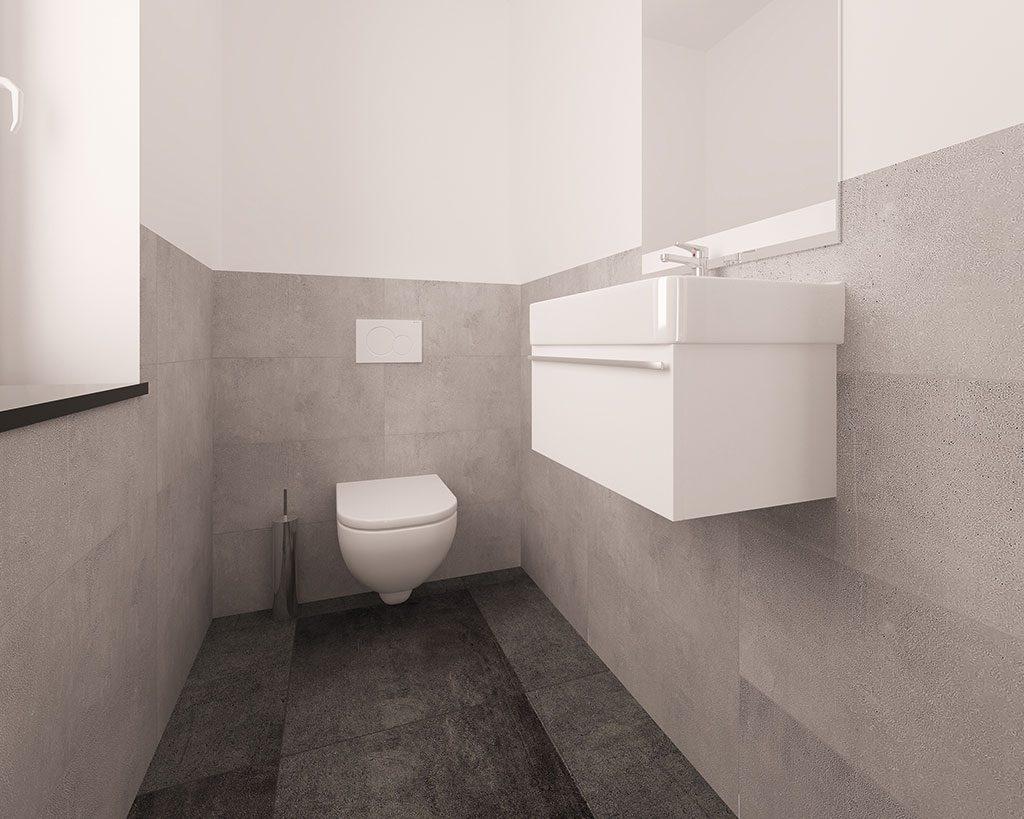 Innenaufnahme EH 140 WC