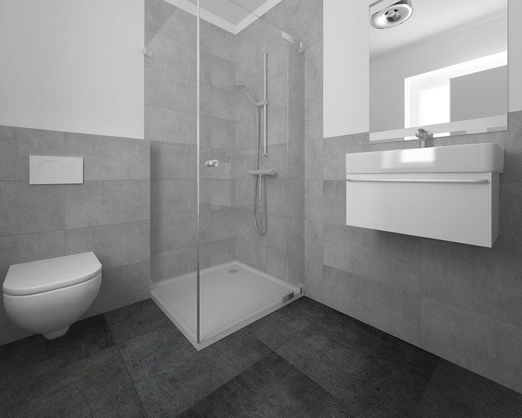 Innenaufnahme EH 155 WC