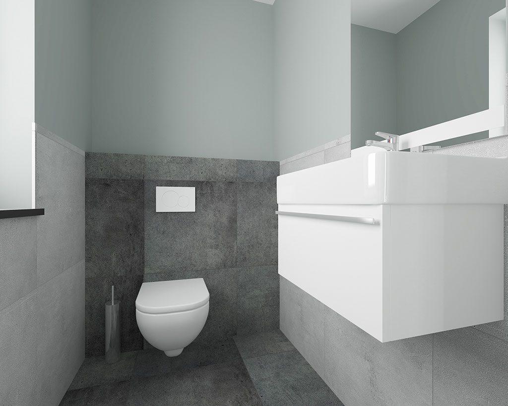 Innenaufnahme SV 140 WC