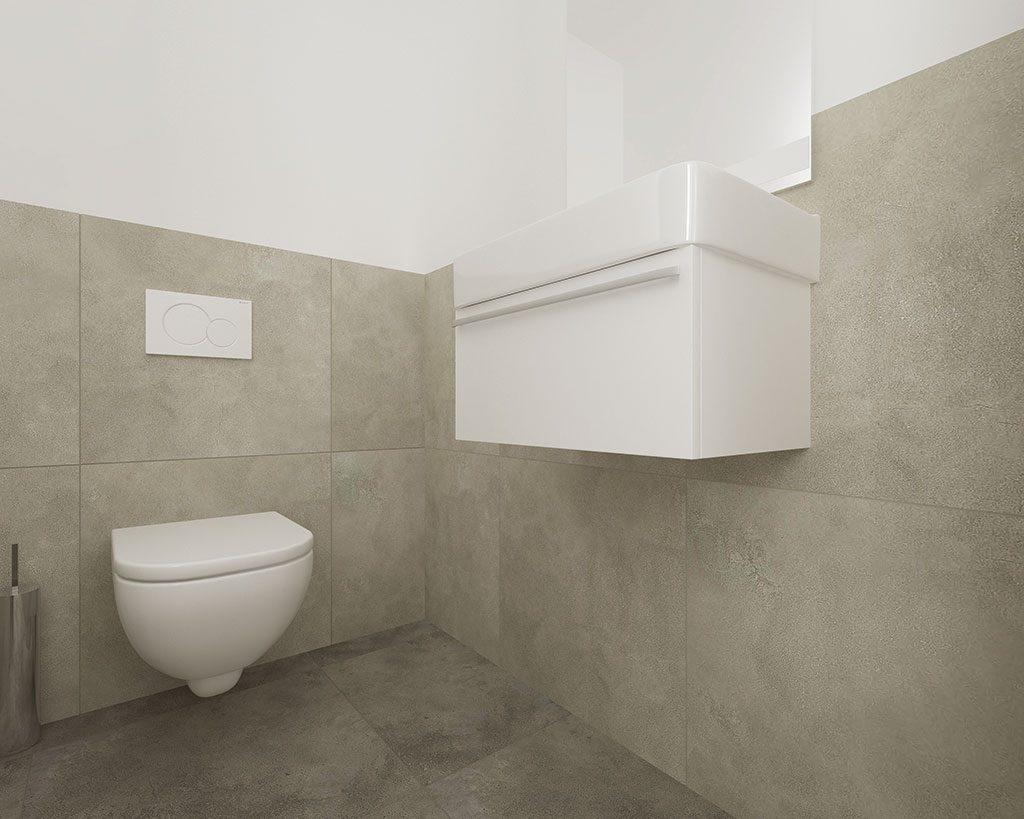 Innenaufnahme SV 155 WC