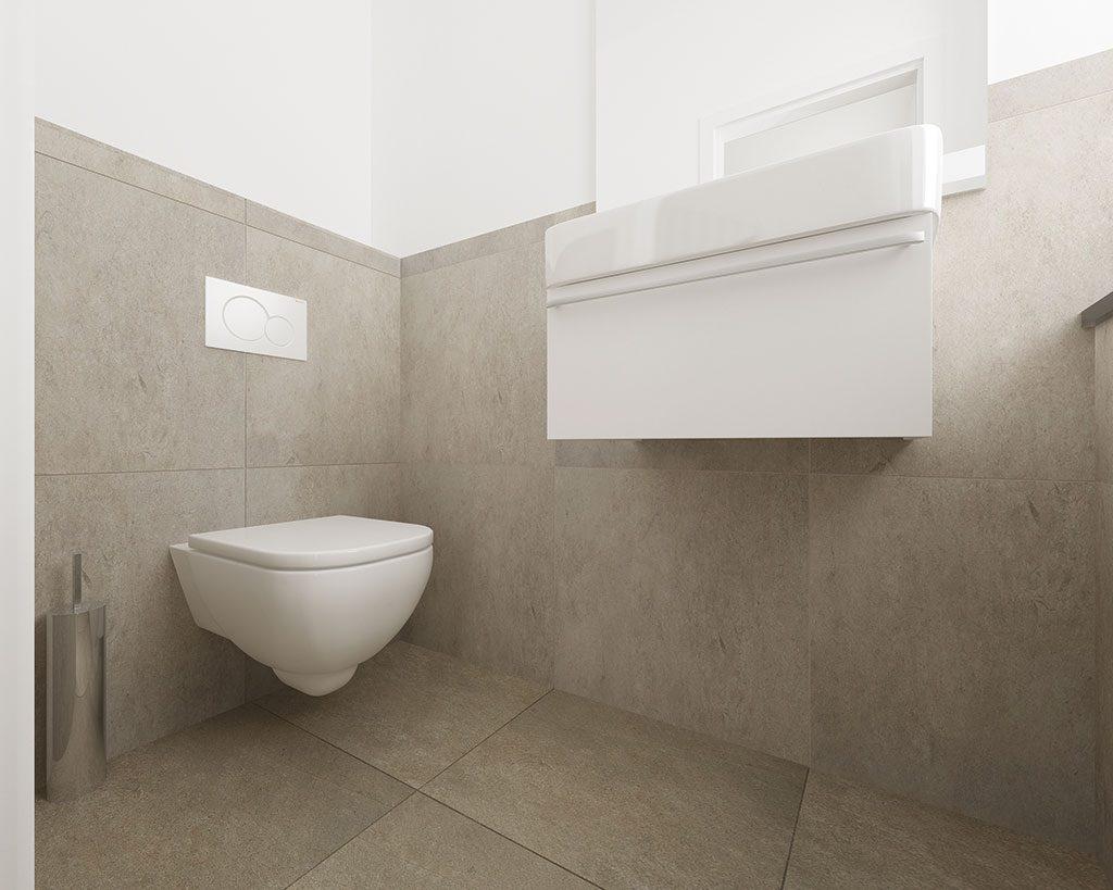 Innenaufnahme ZH 200 WC