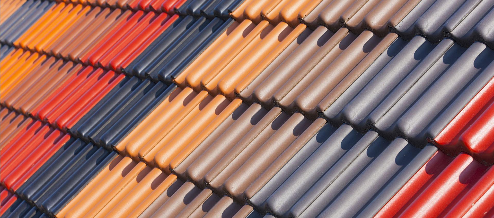 Abbildung Dachziegel