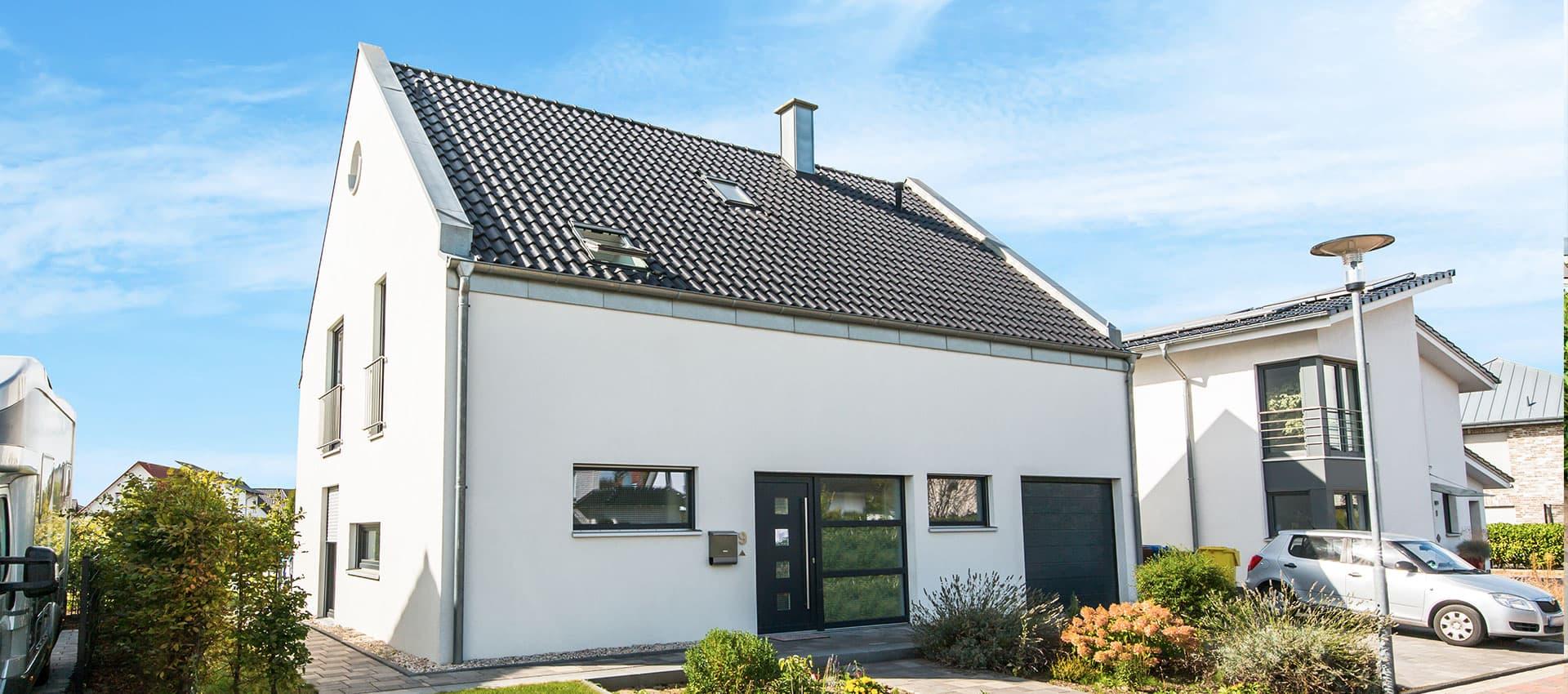 Abbildung Einfamilienhaus