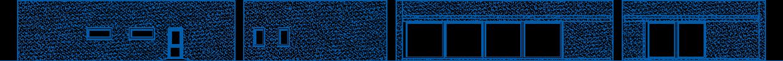 Abbildung Hausansichten BL 80 T