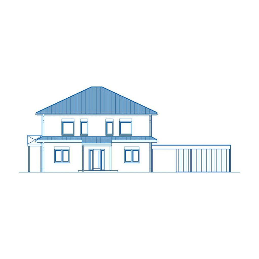Häuser im Bau PN2342