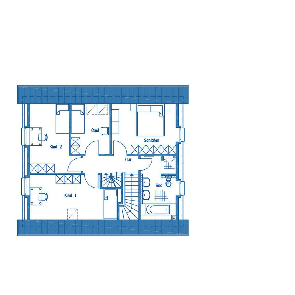 Häuser im Bau PN2442