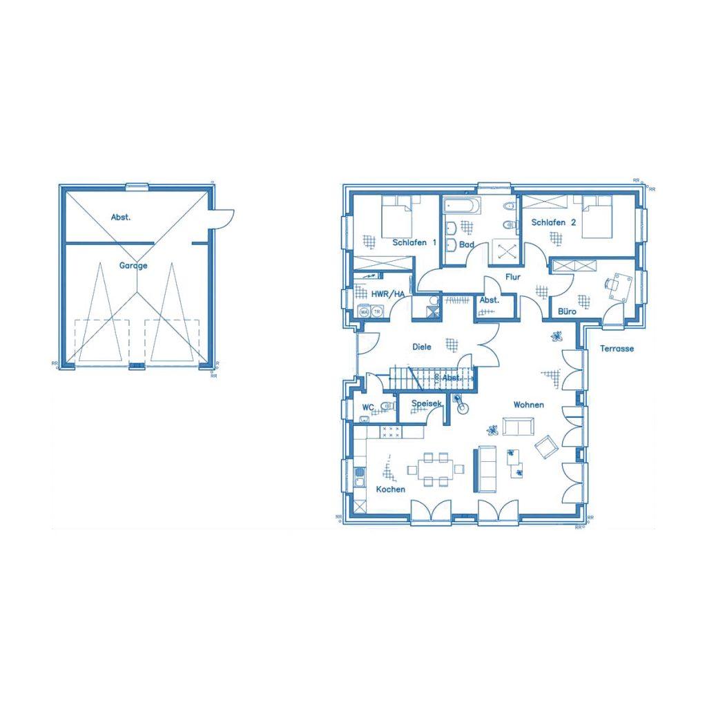 Häuser im Bau: PN2469