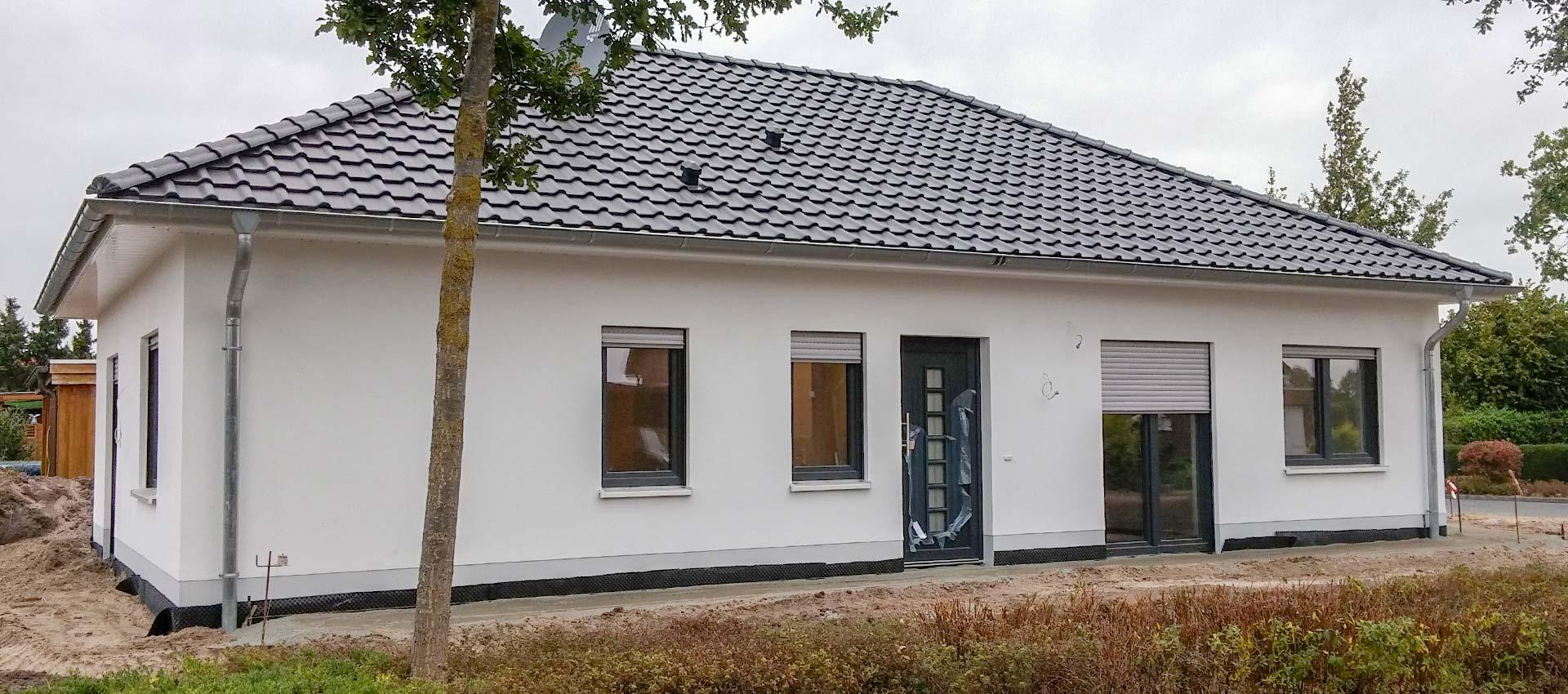 Haus im Bau PN2551