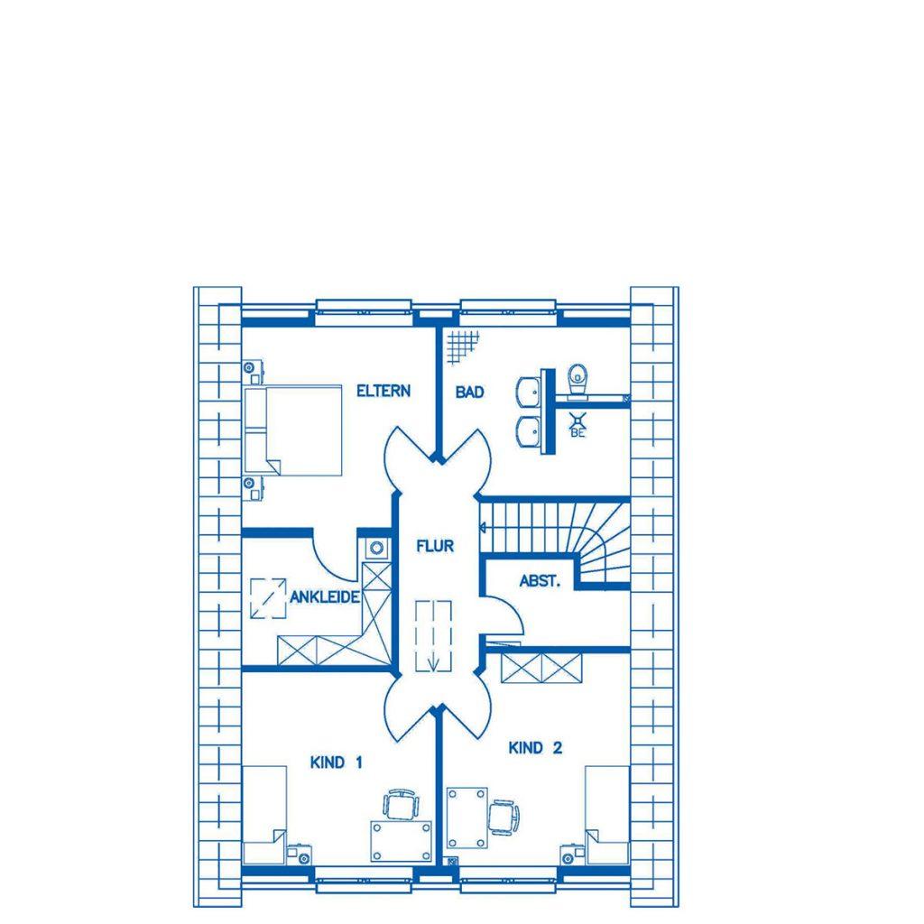 Haus im Bau PN2552