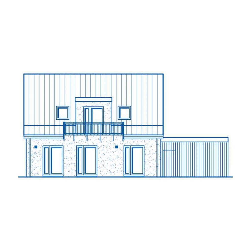 Haus im Bau PN2576
