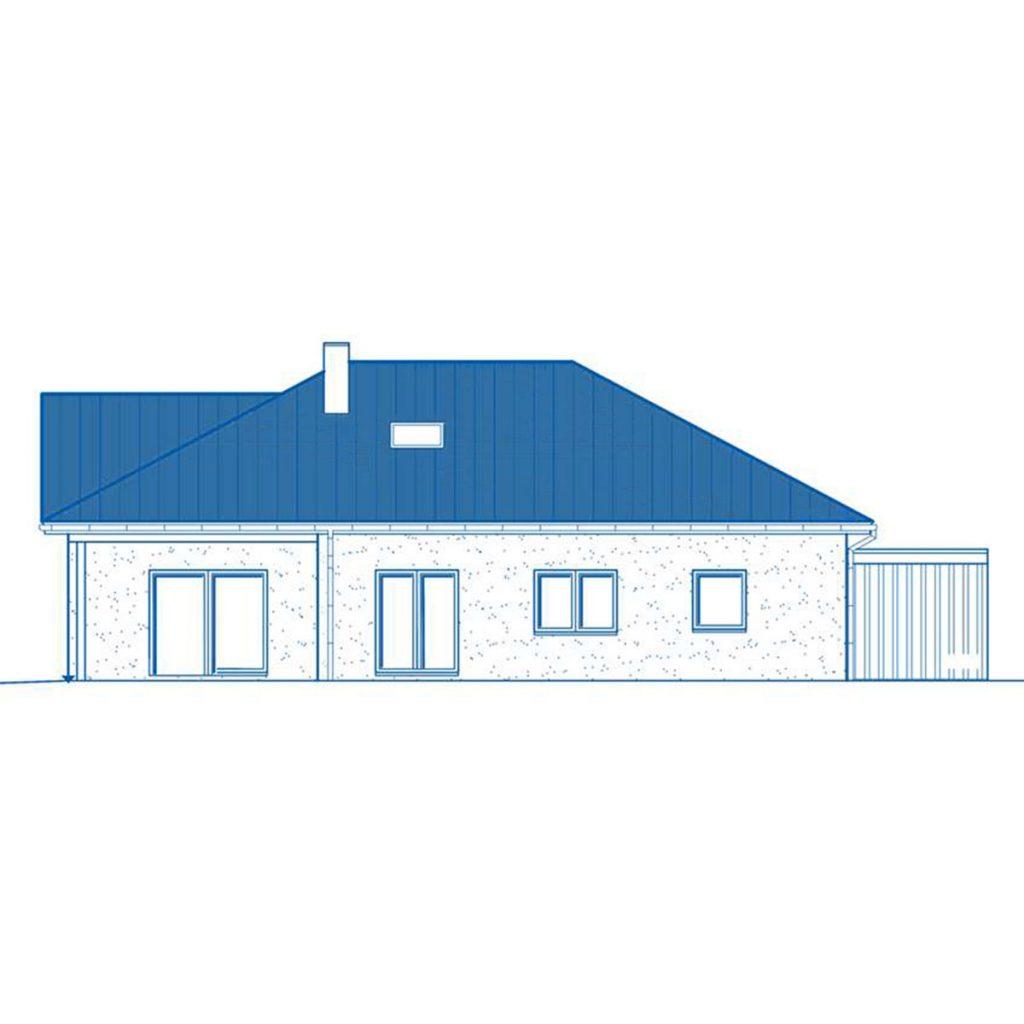 Haus im Bau PN2581