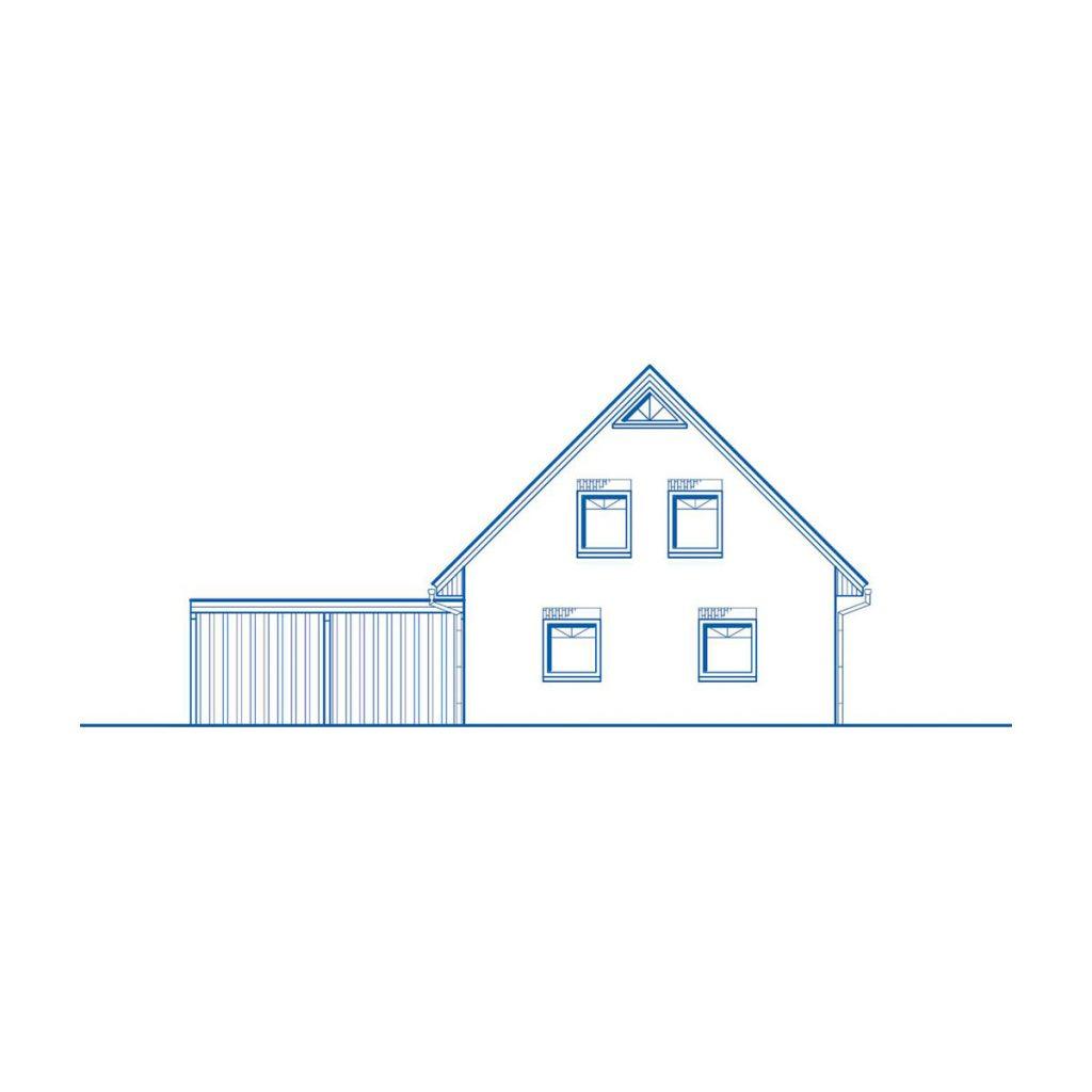 Haus im Bau PN2632