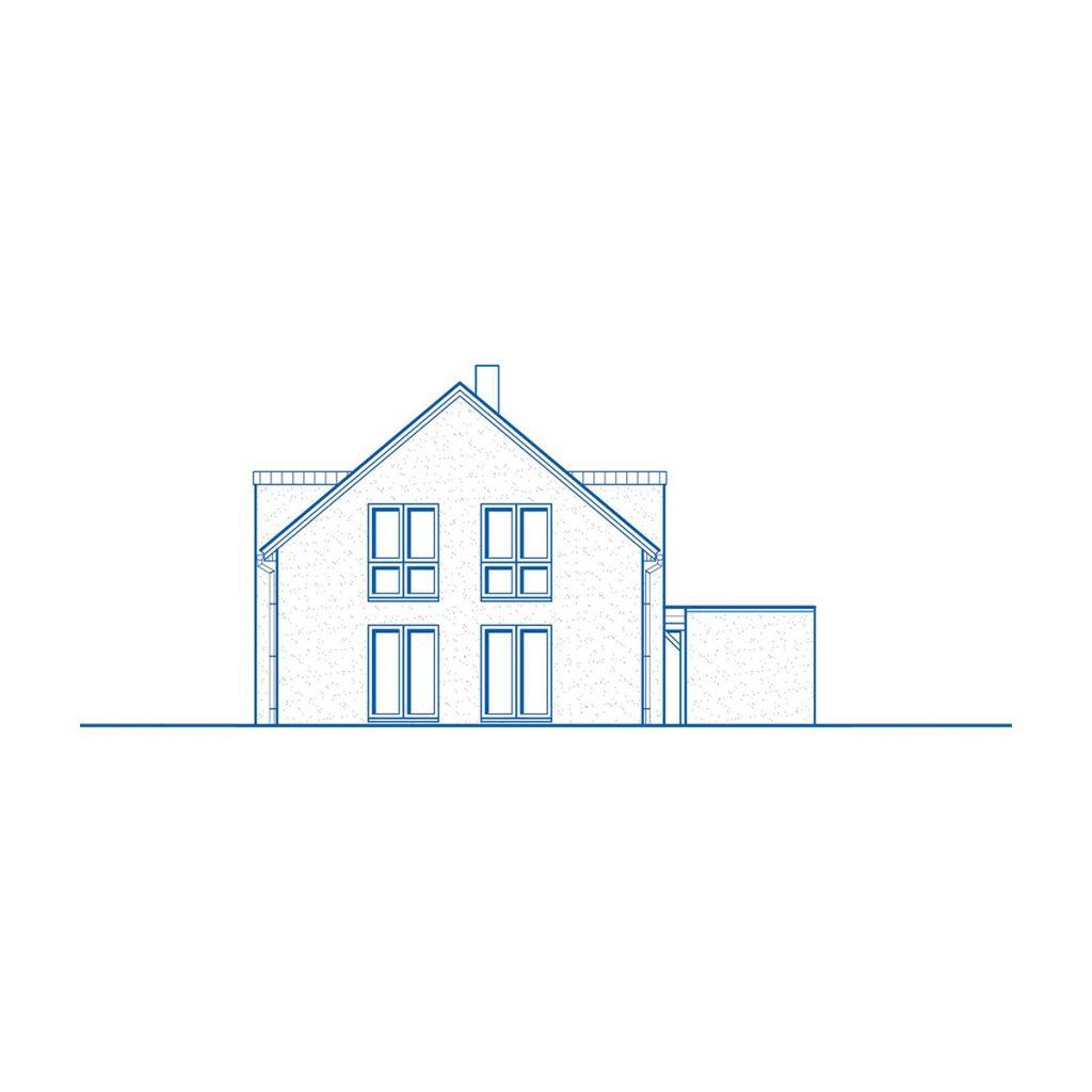 Haus im Bau PN2698