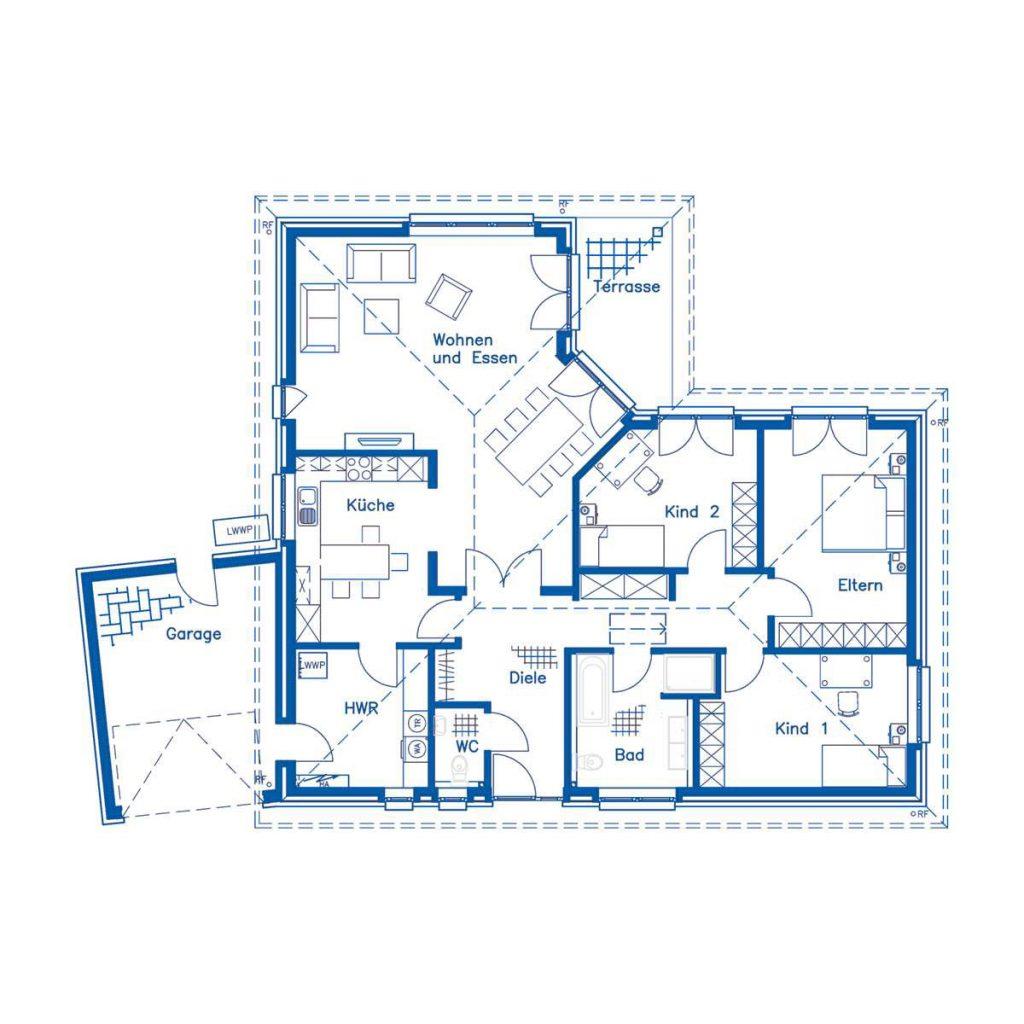 Haus im Bau PN2720
