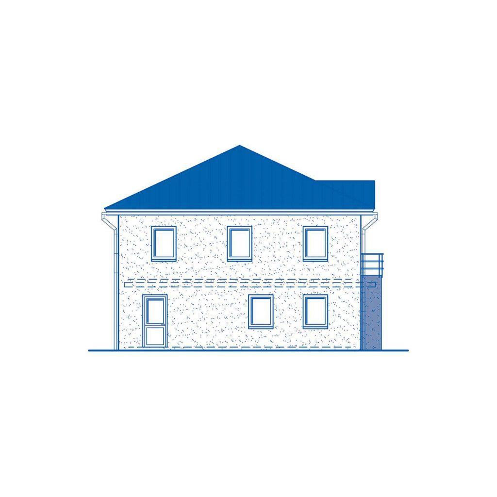 Haus im Bau PN2759