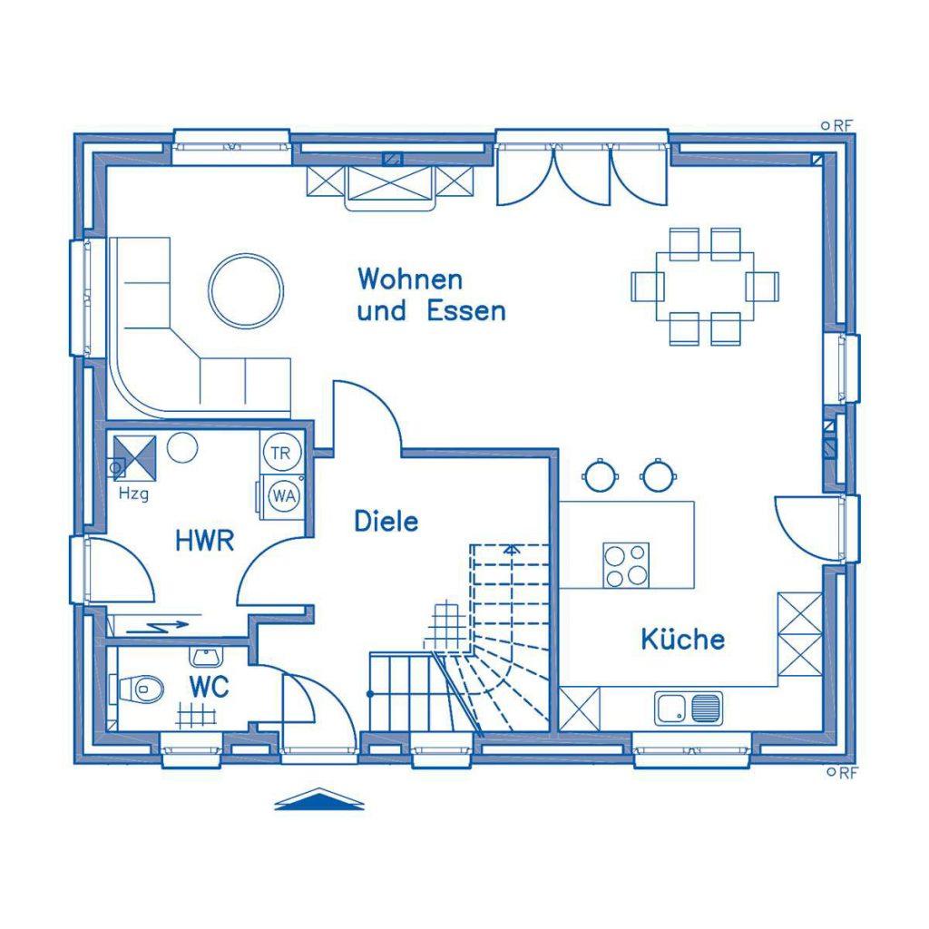 Haus im Bau PN2781