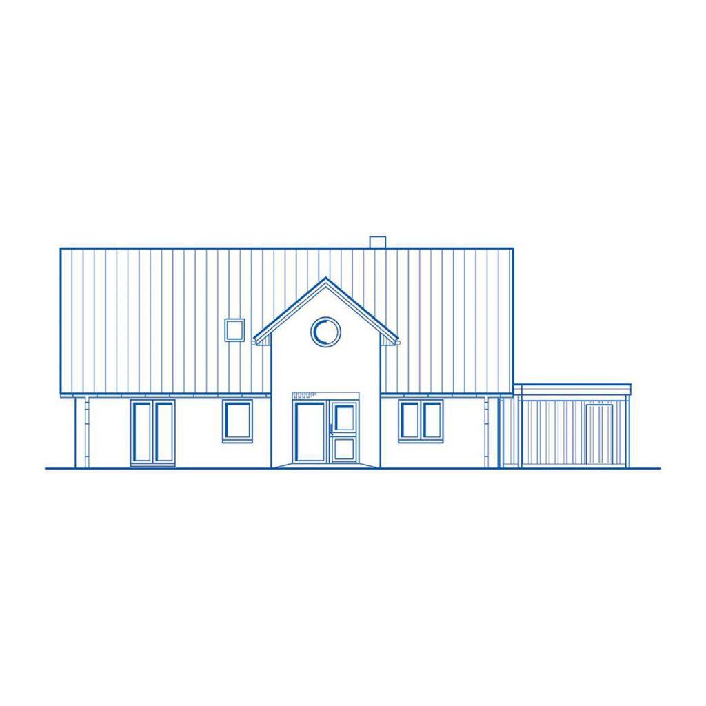 Haus im Bau PN2797