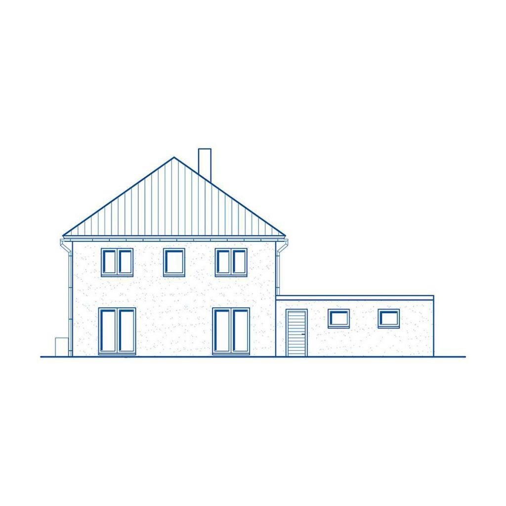 Haus im Bau PN2825