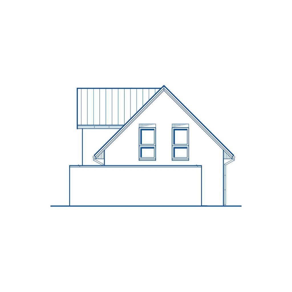 Haus im Bau PN2844