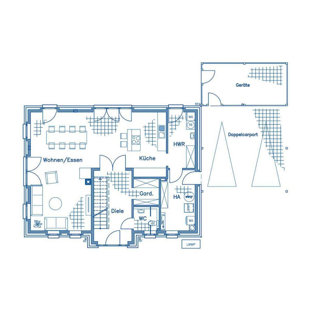 Haus im Bau PN2855