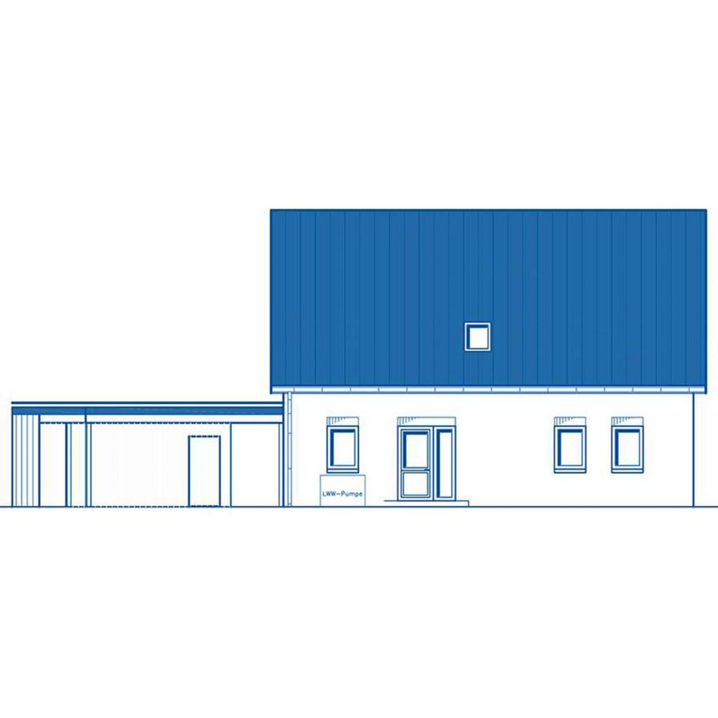 Haus im Bau PN2861