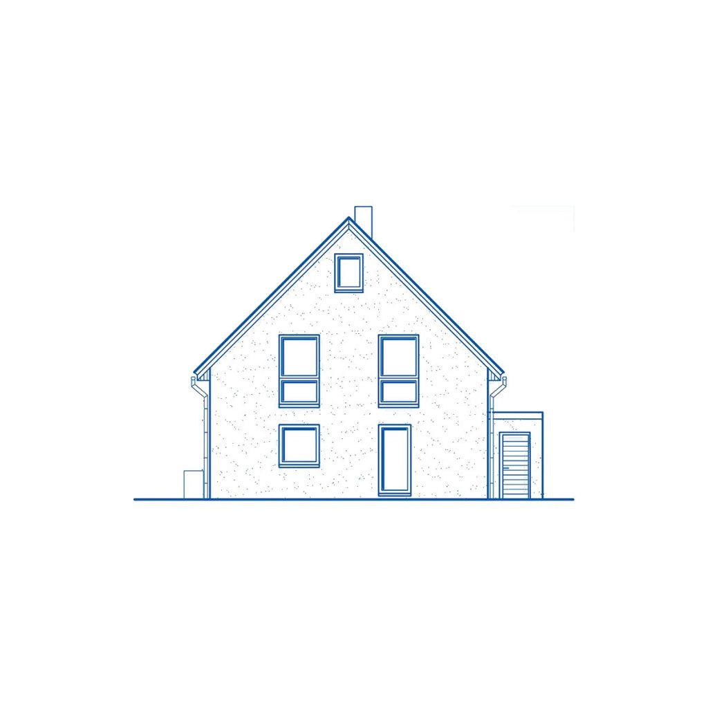 Haus im Bau PN2872