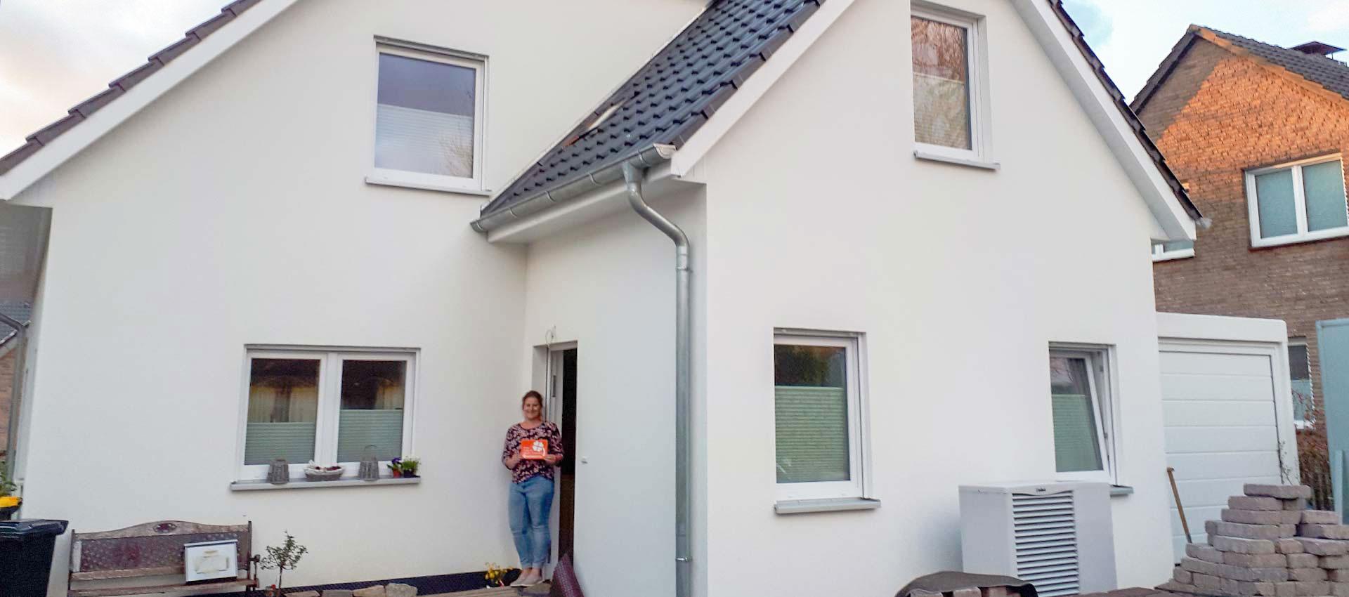 Haus im Bau PN2882