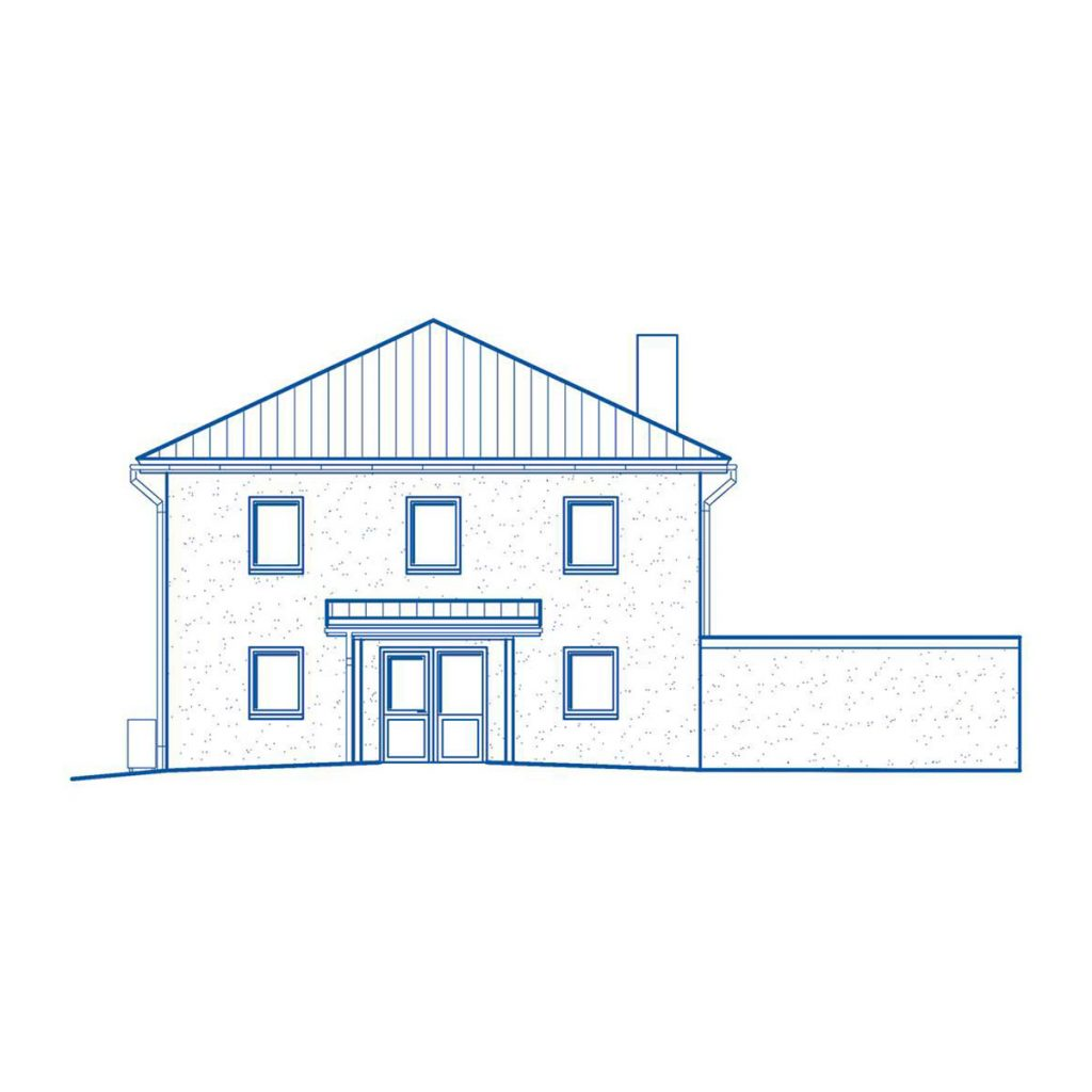 Haus im Bau PN2890