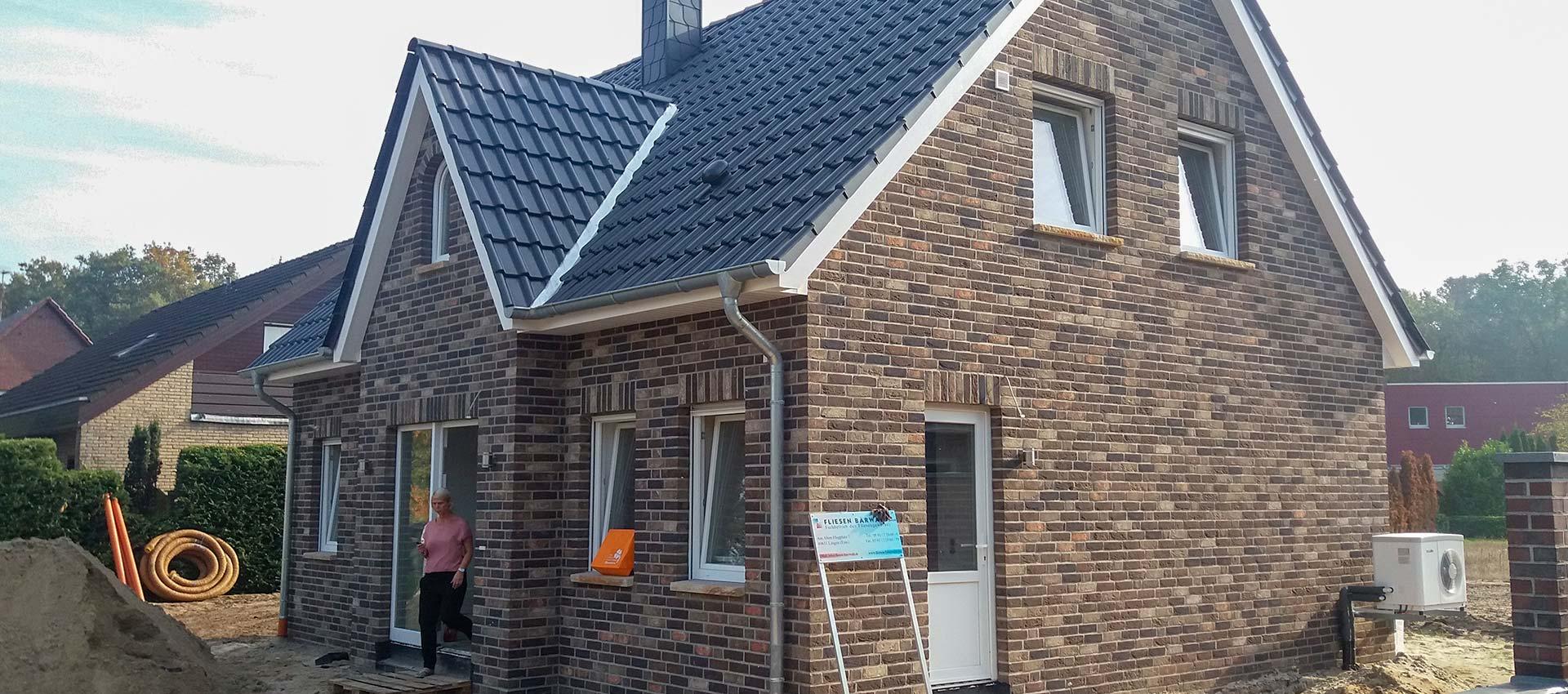 Haus im Bau PN2938