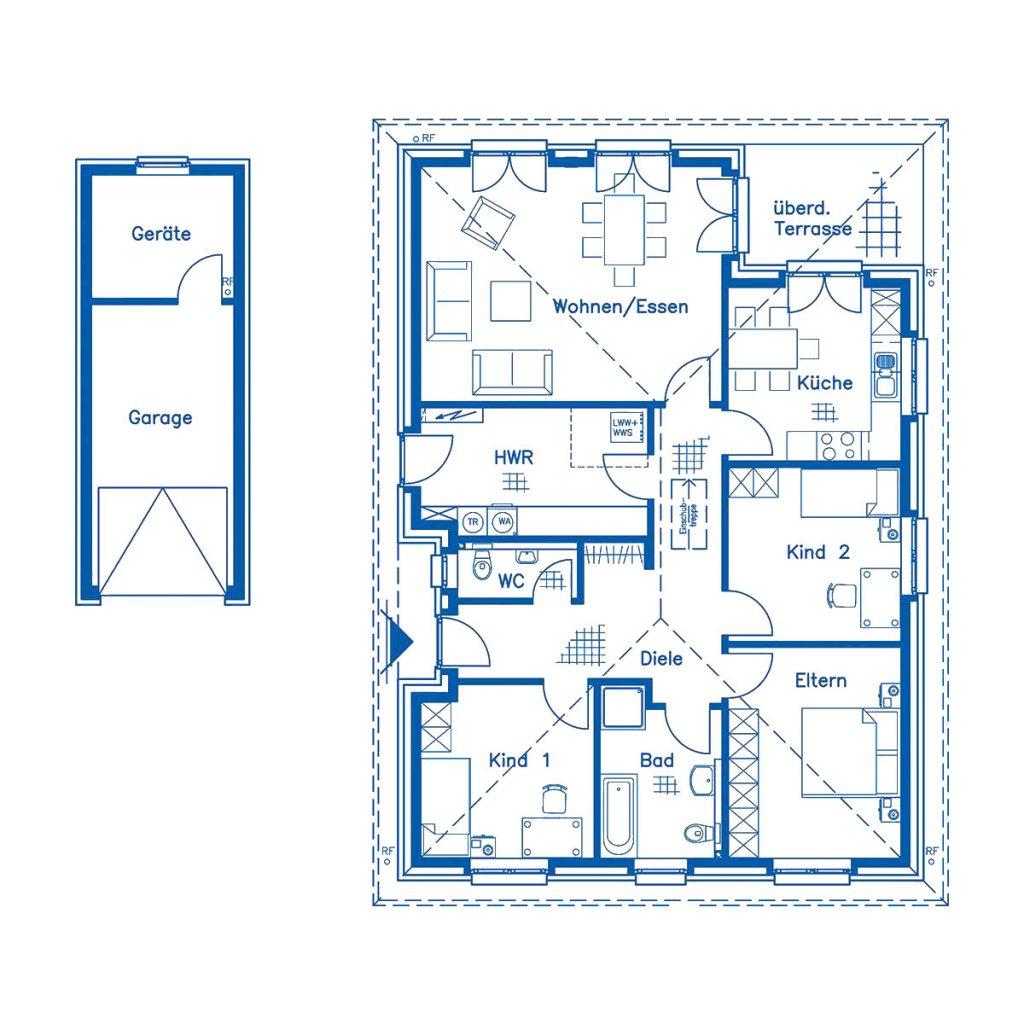 Haus im Bau PN2942