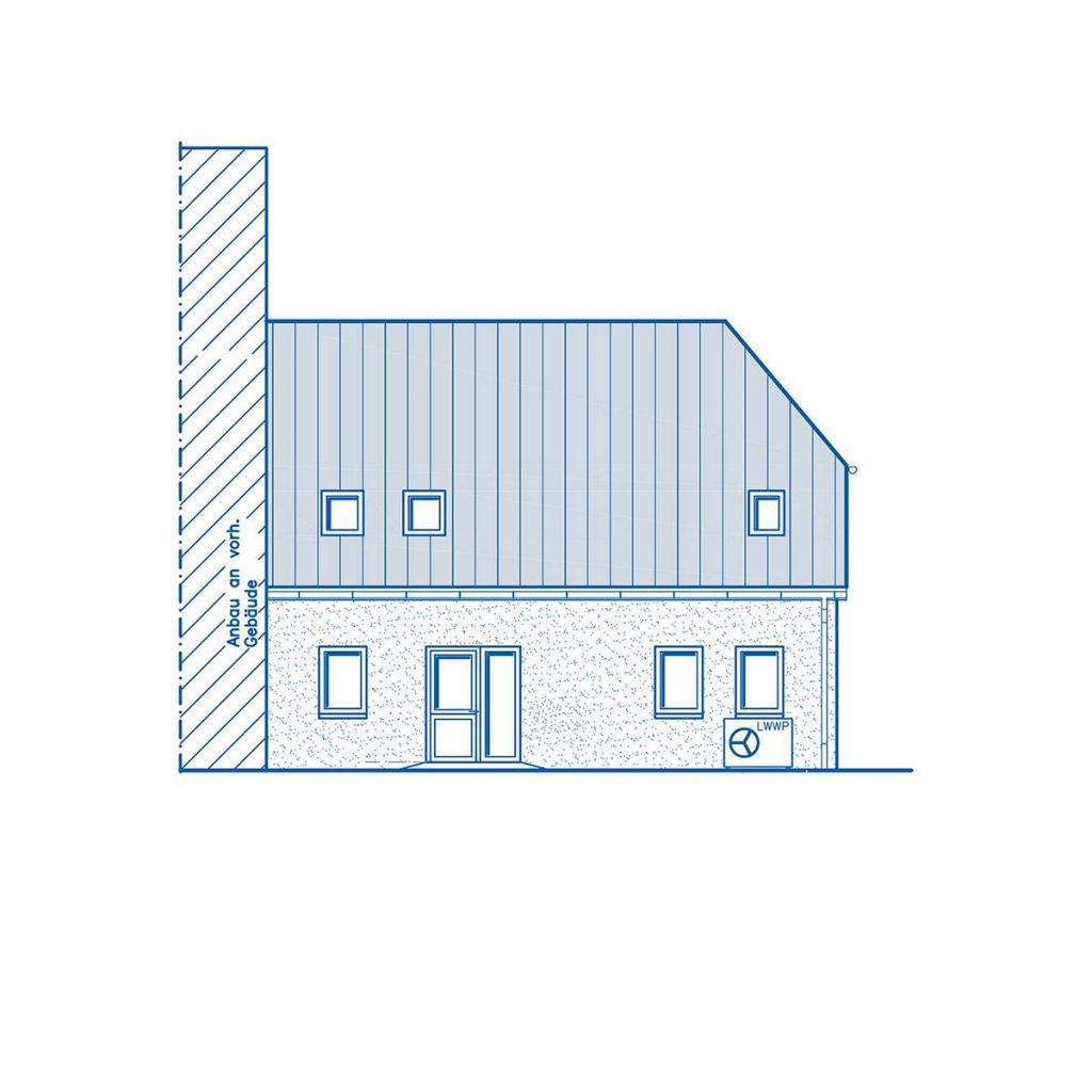 Haus im Bau PN2958