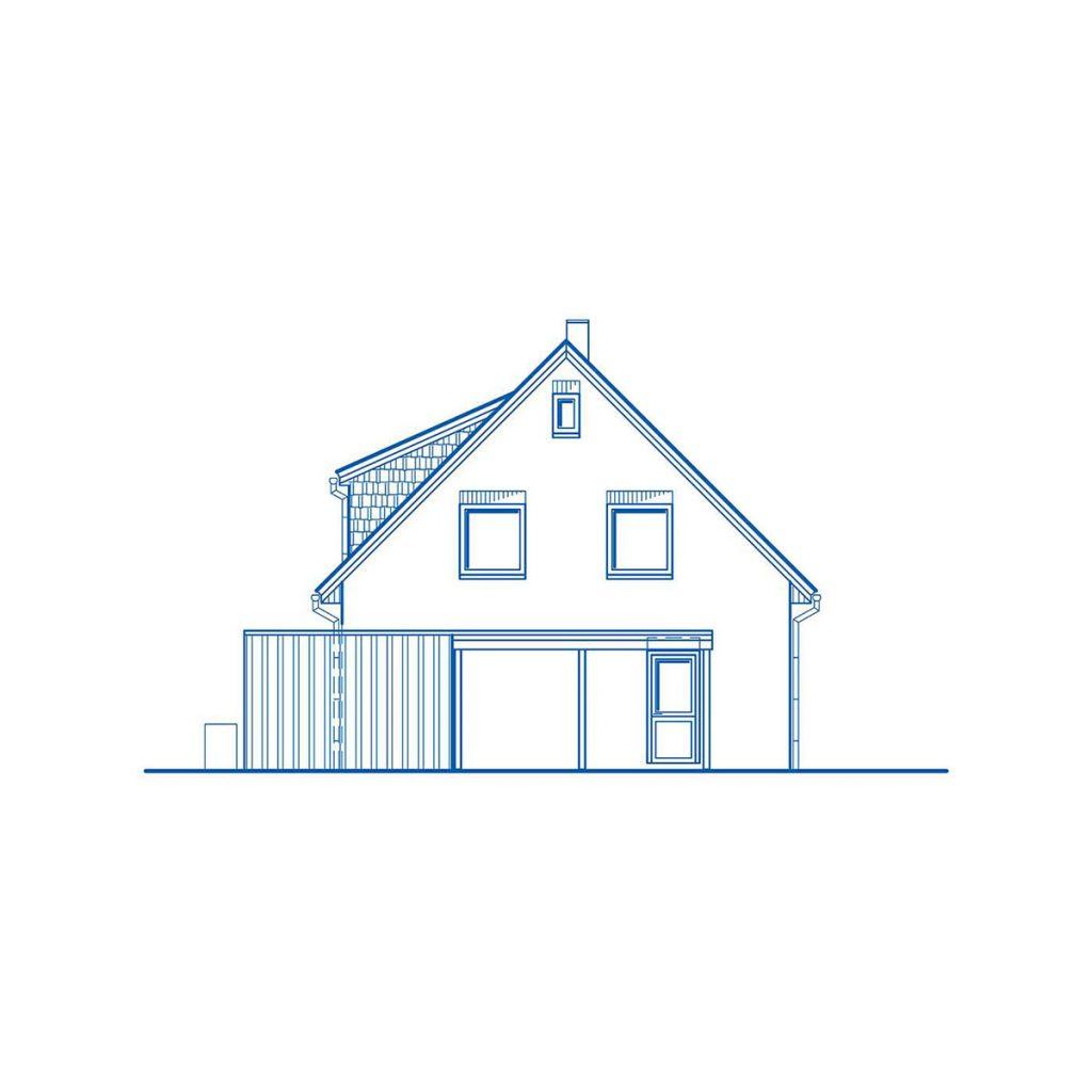Haus im Bau PN2968
