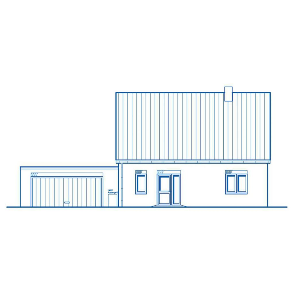 Haus im Bau PN2994