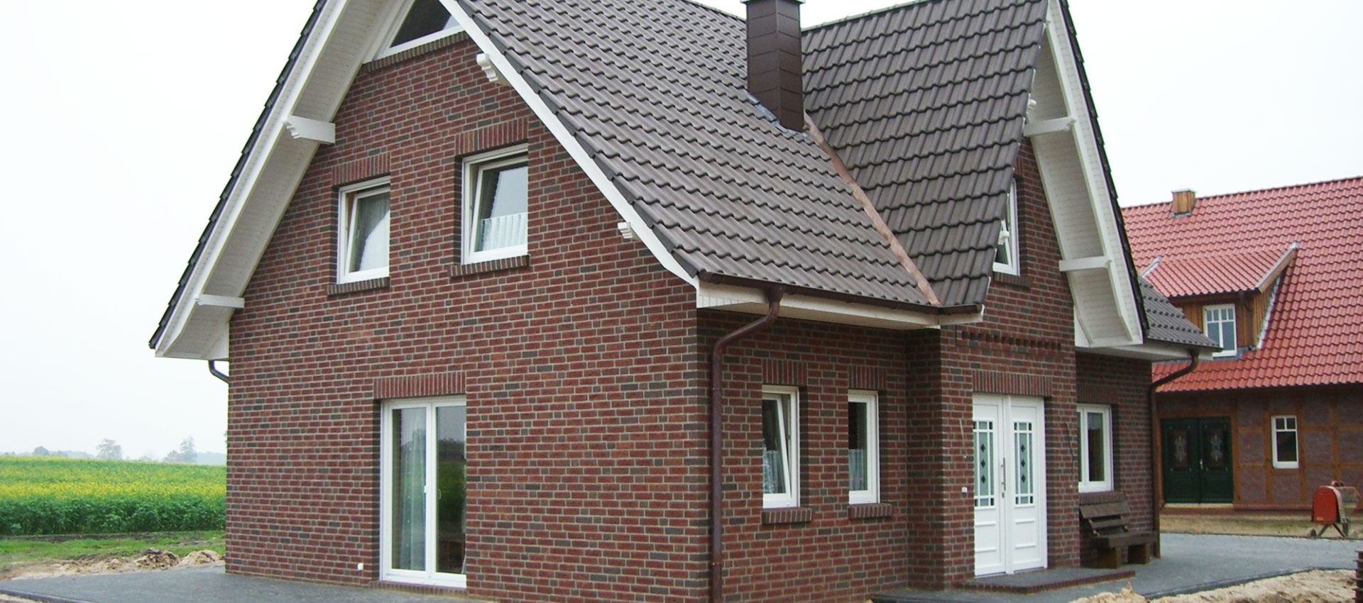 Haus im Bau PN0956
