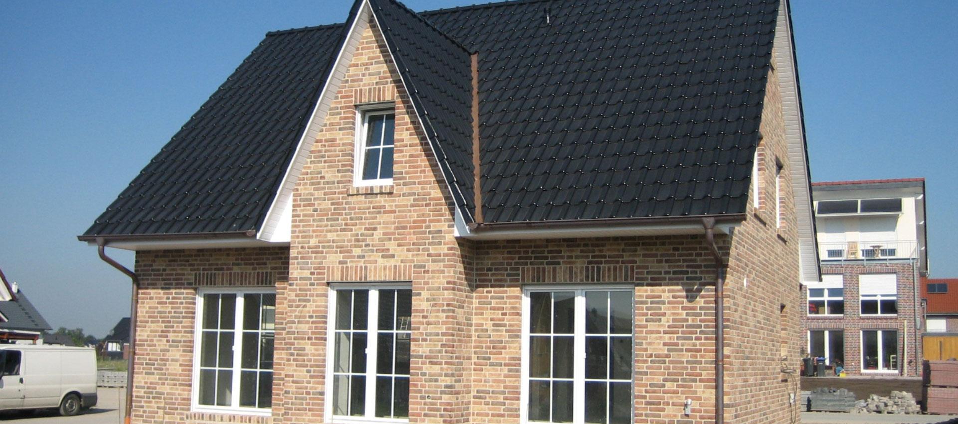 Haus im Bau PN973