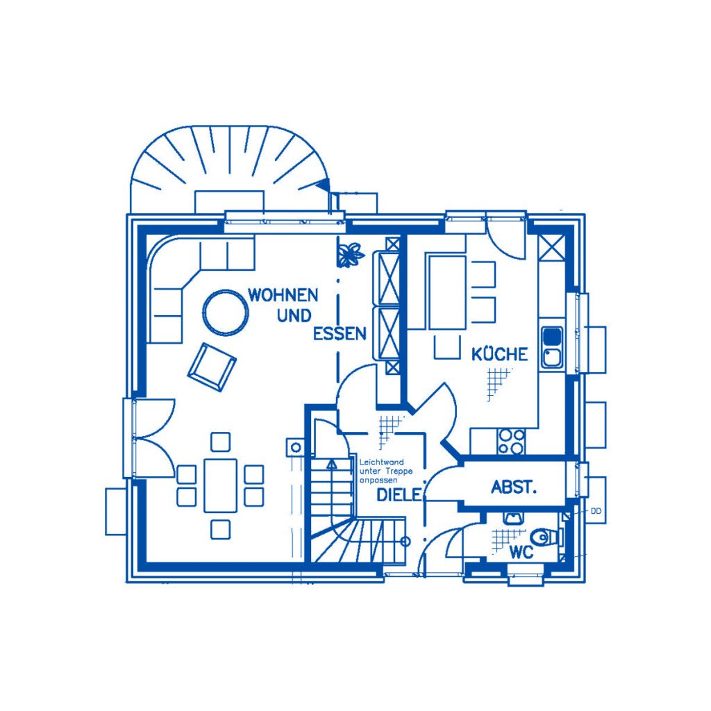 Haus im Bau PN1023