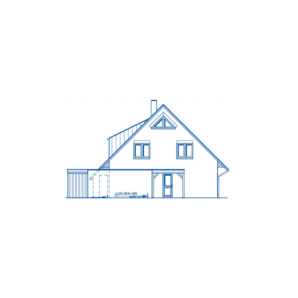 Haus im Bau PN1065
