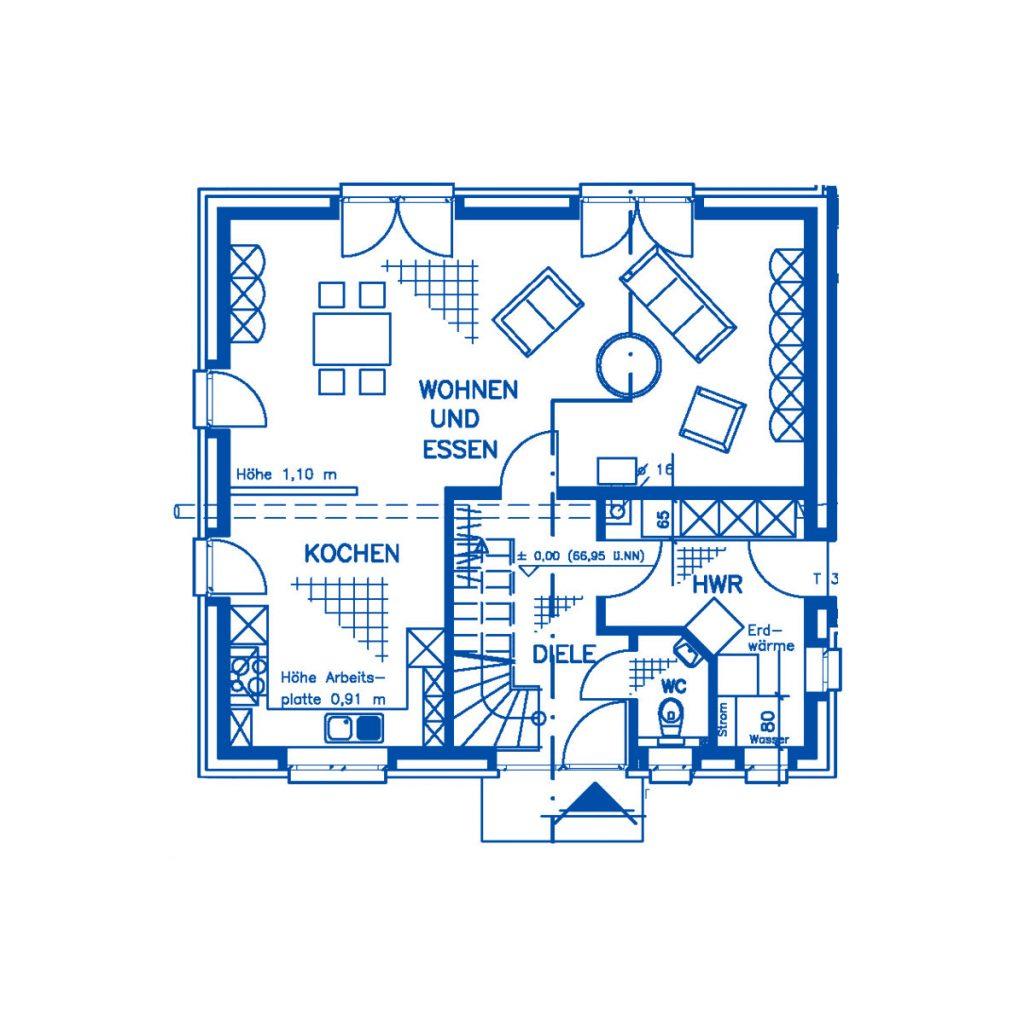 Haus im Bau PN1125