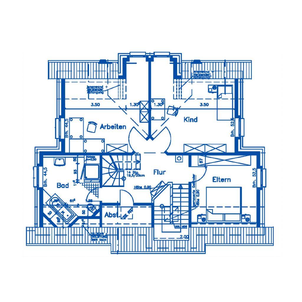 Haus im Bau PN1137