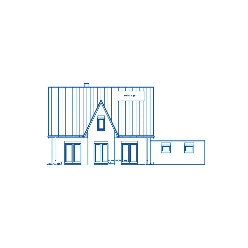 Haus im Bau PN1216