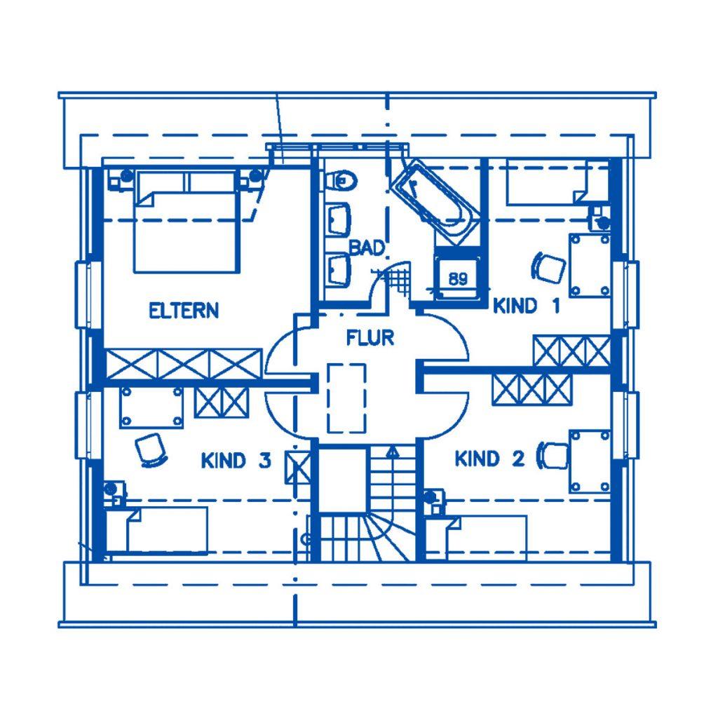 Haus im Bau PN1248