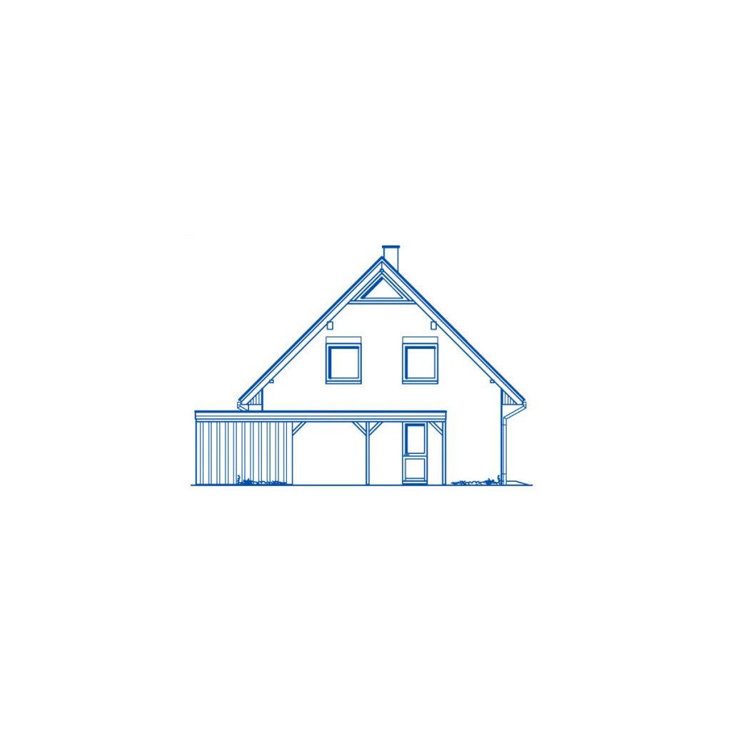 Haus im Bau PN1258