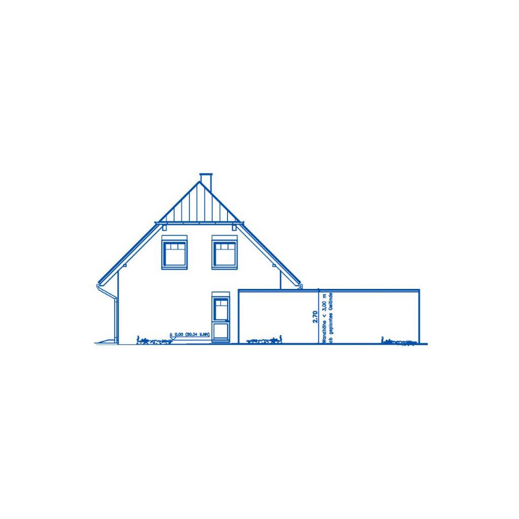 Haus im Bau PN1279