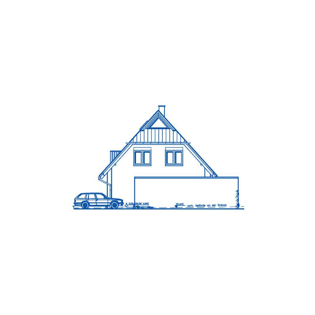 Haus im Bau PN1287