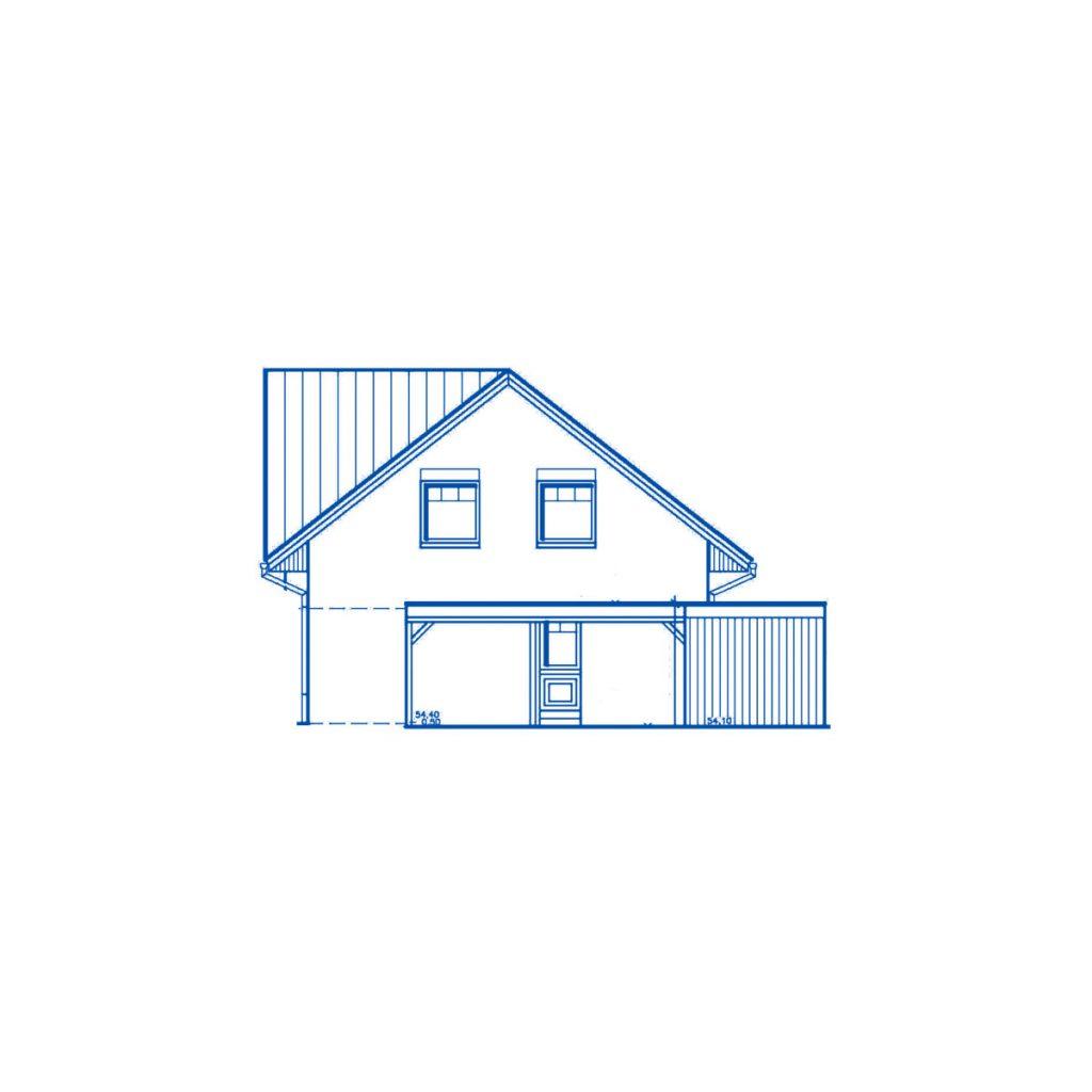 Haus im Bau PN1352