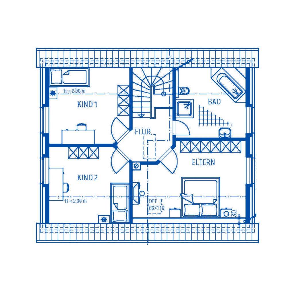 Haus im Bau PN1368
